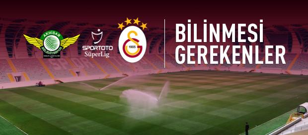 OPTA FACTS | Akhisarspor - Galatasaray