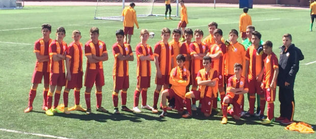 Fenerbahçe 1 - 4 Galatasaray