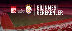 OPTA Facts | Demir Grup Sivasspor - Galatasaray