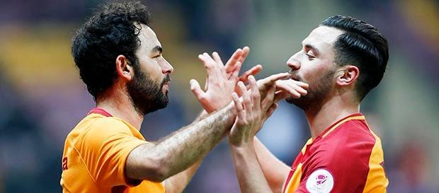 Galatasaray 3 - 0 Bucaspor