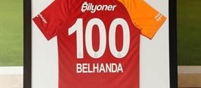 Younes Belhanda dalya dedi!