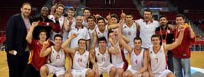 Genç Erkeklerde İstanbul Şampiyonuyuz!