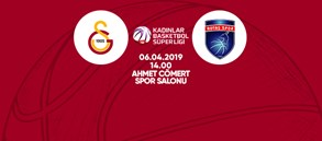 Maça doğru | Galatasaray - Botaş