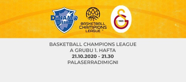 Maça Doğru | Dinamo Sassari - Galatasaray