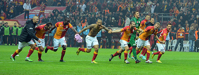 Maça Doğru: Kasımpaşa – Galatasaray