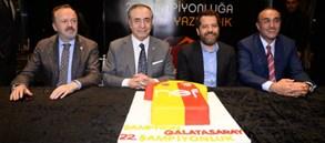Başkanımız Mustafa Cengiz Nef'in iftar yemeğine katıldı