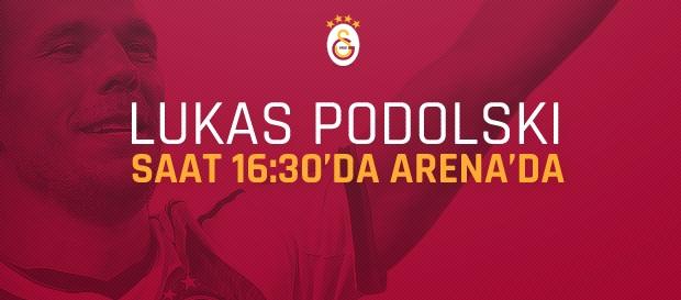 Medya Bilgilendirme: Lukas Podolski