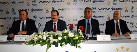 Türk Telekom Arena Bilgilendirme Toplantısı Yapıldı