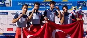 Evren Erman ve Serkan Erkal Avrupa Şampiyonu