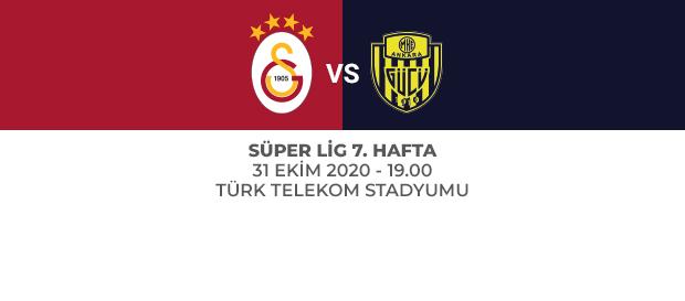 Maça Doğru   Galatasaray - MKE Ankaragücü
