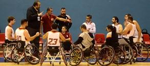 Maça Doğru | TSK Reh. Merkezi - Galatasaray