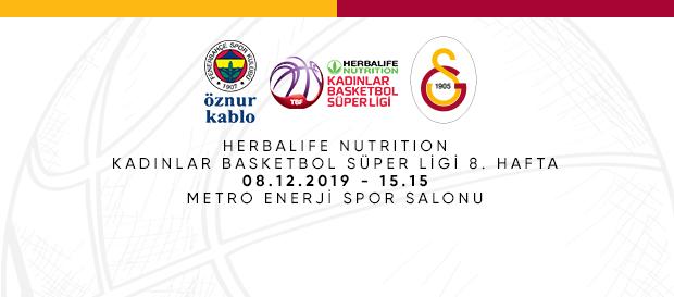 Maça Doğru | Fenerbahçe Öznur Kablo - Galatasaray