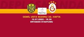 Maça Doğru | MKE Ankaragücü - Galatasaray