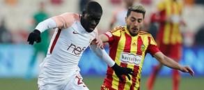 Evkur Yeni Malatyaspor 2-1 Galatasaray