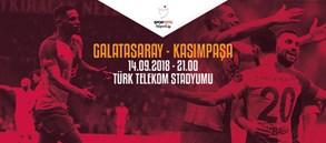 Maça doğru | Galatasaray - Kasımpaşa
