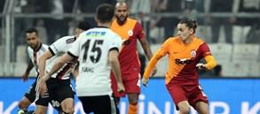 Beşiktaş 2-1 Galatasaray