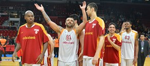 Galatasaray Odeabank 74–67 Pınar Karşıyaka