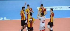 Galatasaray HDI Sigorta 3-0 Arhavi Voleybol