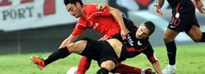 Olympiakos 1 - 0 Galatasaray