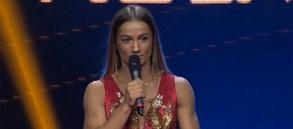 Kelmendi dünyanın en iyi kadın judocusu seçildi