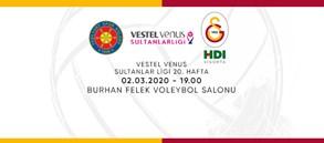 Maça doğru | AtlasGlobal Yeşilyurt - Galatasaray HDI Sigorta