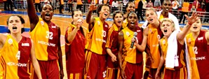 Galatasaray Medical Park 79 - Samsun B. 73