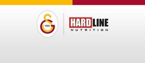 Galatasaray'ın resmi sporcu gıdası sponsoru Hardline Nutrition oldu