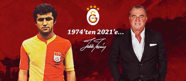 Galatasaray ile geçen 8 bin gün