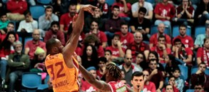Hapoel Jerusalem 81-91 Galatasaray Odeabank