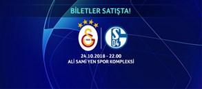 FC Schalke 04 maçı biletleri satışta