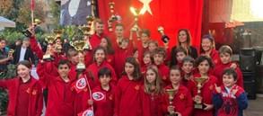 29 Ekim Cumhuriyet Bayramı Kupası Yelken Yarışları'nda dereceler