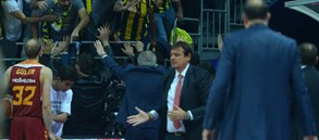 Ergin Ataman: Burada yaşananları kınıyorum