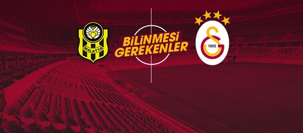 OPTA Facts | BtcTurk Yeni Malatyaspor – Galatasaray
