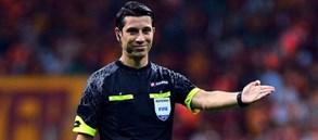Bursaspor maçının hakemi Ali Palabıyık