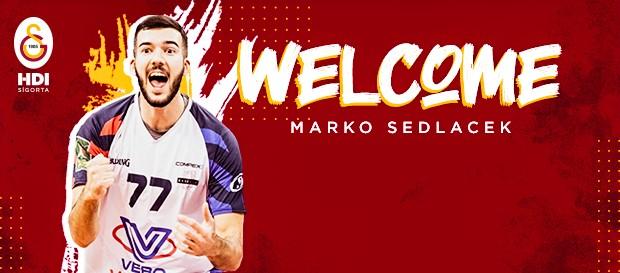 Marko Sedlacek Galatasaray'da