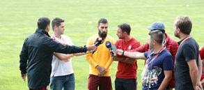 """""""Galatasaray'da oynamak benim en büyük rüyalarımdandı"""""""