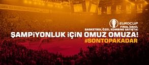 Takımlarımızın Şampiyonlukları İçin Omuz Omuza!