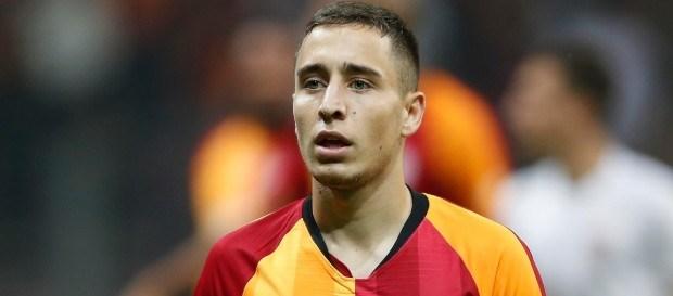 """Galatasaray'da oynamak mükemmel bir his"""