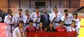 Ümitler Dünya Şampiyonası'nda bronz madalya Türkiye'nin