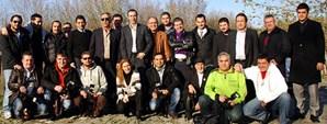 Başkan Adnan Polat Gazetecilerle Yemekte Buluştu