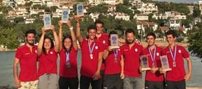 T.C. Gençlik ve Spor Bakanlığı Yelken Kupası Yarışları tamamlandı