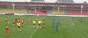 U16 | Galatasaray 14 – 0 Gölcük