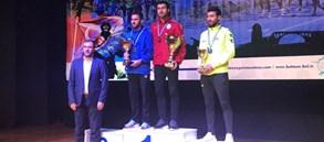 Aykut Taşdemir'den birincilik