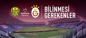 OPTA FACTS | MKE Ankaragücü – Galatasaray