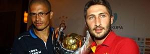 Süper Kupa: Kaptanlar Basın Toplantısı