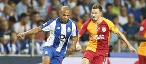 Porto 1-0 Galatasaray