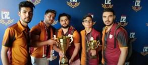 Zula Süper Ligi'nde Şampiyon Galatasaray Espor