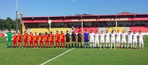 U21 Ligi  | Galatasaray 2 - 0 Sivasspor