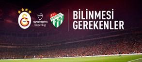 Opta Facts | Galatasaray – Bursaspor