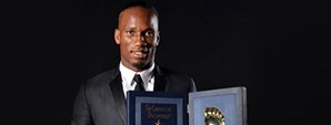 Didier Drogba'ya Büyük Onur